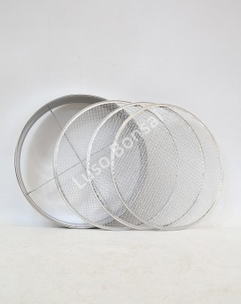 Conjunto 3 Peneiras 300 mm