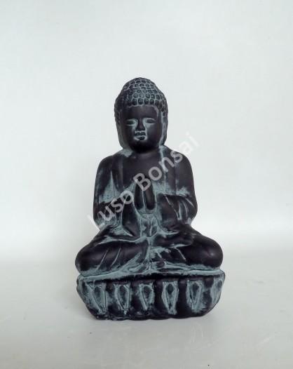 "Buddha Cerâmico Mini ""Praying"""